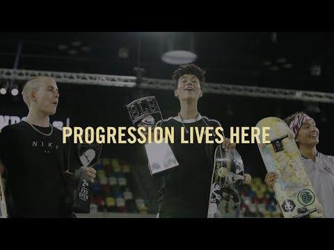 SLS Women  |  Progression Lives Here