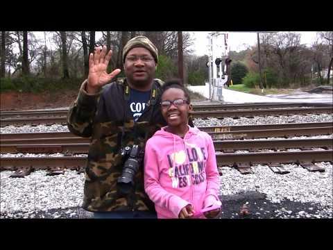 NORFOLK SOUTHERN TRAINS IN ATLANTA & MABLETON,GA.3-11-2018