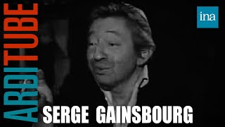 Serge Gainsbourg raconte son expérience gay - Archive INA
