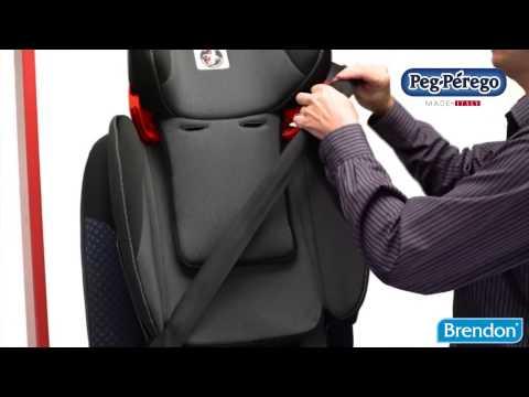 Peg Perego Viaggio 1-2-3 Via ISOFIX Gyermekülés 9-36 Kg