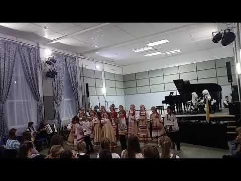 Весенние проталинки. г.Тихвин 2018 г.День учителя