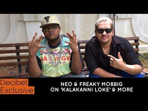 Rappers Neo & Freaky MobBig - Decibel Exclusive