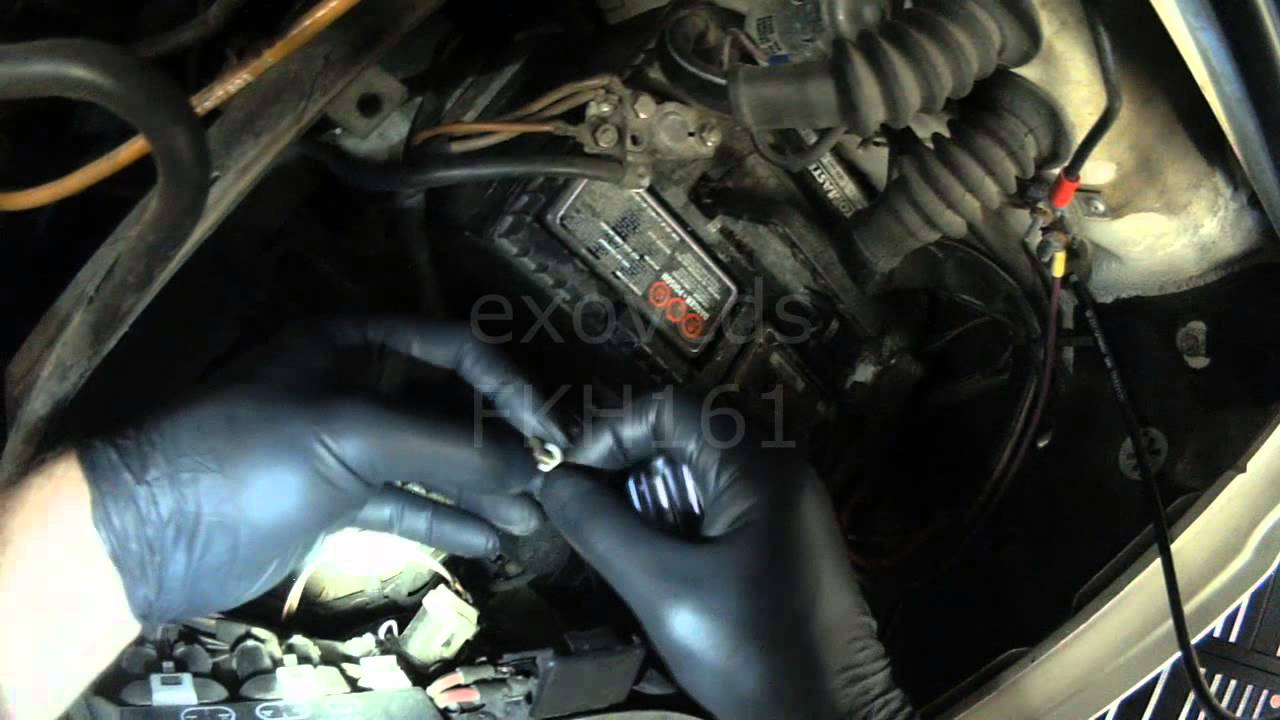 Vw T4 Eurovan Radiator Fan Fusible Links Checking Replacing Only Vr6 Temp Switch Location Get Free Image About Wiring Diagram 1 Works