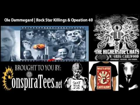 Ole Dammegard | The Rock Star Killings & Other Crimes Of Operation 40