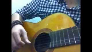 Nỗi nhớ vô hình (guitar cover)