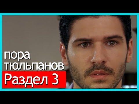 Турецкий сериал пора тюльпанов 3 сезон