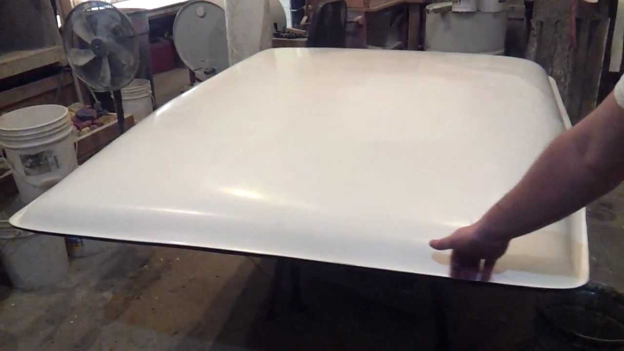 Fj40 Aftermarket Fiberglass Top Youtube