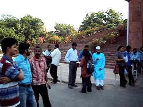JNU: FEE HIKE against raising of hostel fees inclusive mess fees