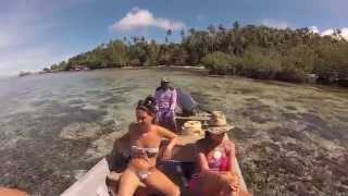 RAJA AMPAT Papua indonesia spearfishing GT Dogtooth Spanish SHARK