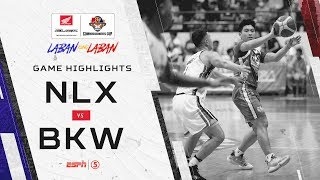 Highlights: NLEX vs Blackwater | PBA Commissioner's Cup 2019