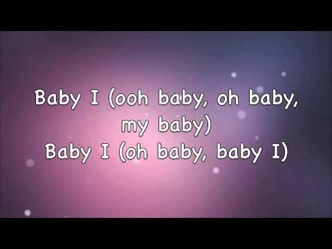 Baby I - Ariana Grande Lyrics
