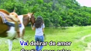 Paula Fernandes - Pássaro de fogo karaoke Varão Produções