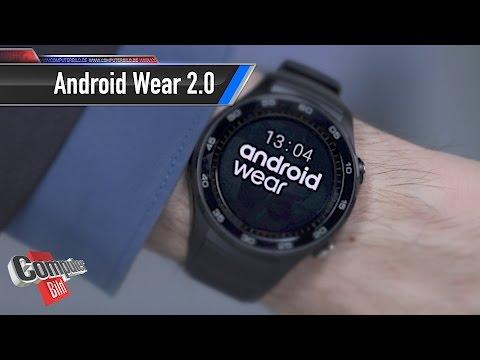 Android Wear 2.0: Neue Funktionen im Überblick