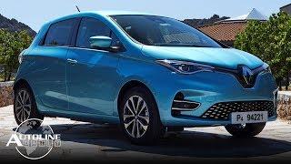 Renault ZOE Improvements, Emissions Battle Brewing - Autoline Daily 2678