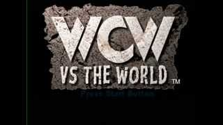 wcw vs the world ps1 full intro high quality