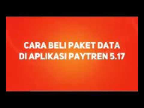 Cara Beli Paket Data Via Paytren 5 17 Terbaru Youtube