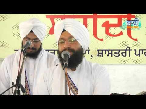 Bhai-Jeevan-Singhji-Bhai-Sukhdev-Singhji-Ludhiana-At-Jamnapar-On-09-October-2016