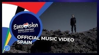 Blas Cantó - Universo - Spain 🇪🇸 - Official Music Video - Eurovision 2020
