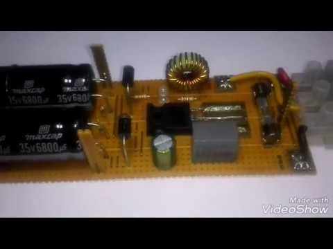 Car Ignition Coil Booster DIY Circuit HD 720p