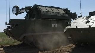 На полигоне Капустин Яр прошли учения зенитно-ракетного полка