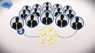 Заработок в интернете.Как пополнить баланс в своем кабинете компании HELIX