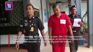 Padah rasuah polis