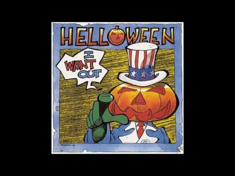 Helloween - I Want Out (HQ) [FULL 7'' - 1988]