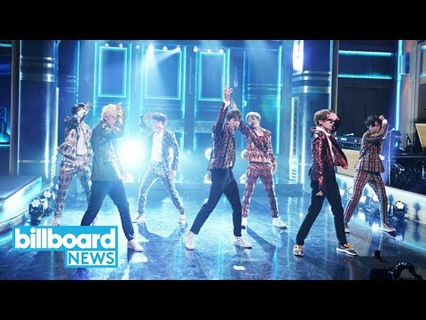 BTS Chosen For Time Magazine's 'Next Generation Leaders' List | Billboard News Mp3