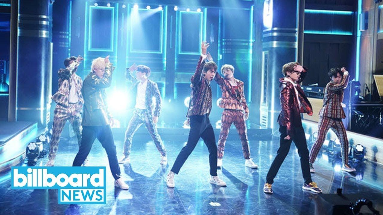BTS Chosen For Time Magazine's 'Next Generation Leaders' List | Billboard News