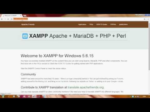 Setting Web Admin for hMailServer