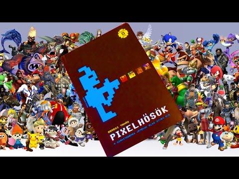 Atarian 18#: Pixelhősök (book)