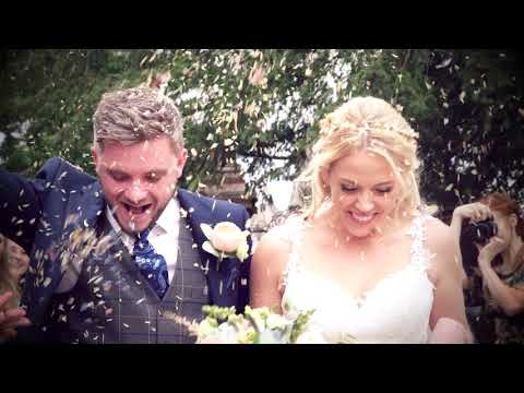 Silver Service Films: Josh & Lucy's Stunning Wedding Videography