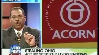 ACORN voter fraud in OHIO - October 2008