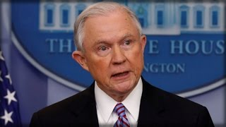 HEADS WILL ROLL! JEFF SESSION'S BRUTAL MESSAGE FOR DEMOCRATS SHOCKED EVERY REPORTER IN THE ROOM!