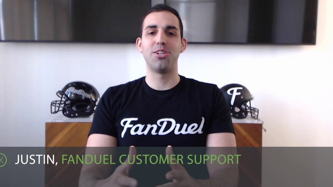 FanDuel Customer Support: Lineup Lock Rule Explained - YouTube