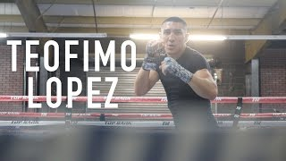 Teofimo Lopez Documentary | Top Rank Boxer