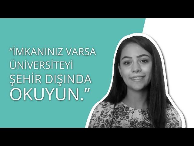 Elif Altınbaş: Ankara'dan İzmir'e