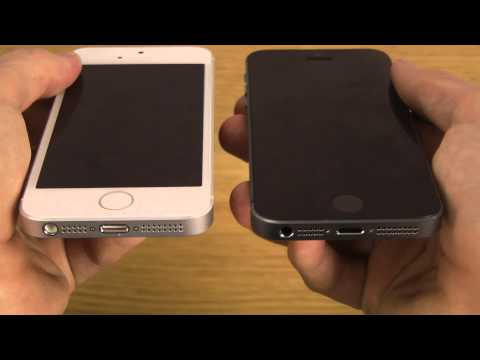 iPhone 5S: White or Black?