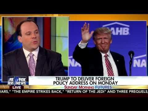 Boris Epshteyn Fox News Sunday Morning Futures August 14 2016