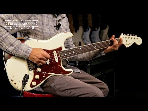 Fender Custom Shop Limited NAMM Edition 1967 Relic Stratocaster Electric Guitar