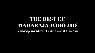 MAHARAJA TOHO 2018 [東方Eurobeat × Techno] mixed by S'RON & Timotei