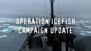 Sea Shepherd Breaks Record For World's Longest Sea Chase of a Poaching Vessel