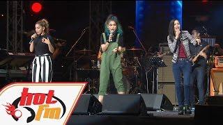 Kaka, Sandra & Sissy Imann - Wajah Rahsia Hati (LIVE) - #HotKoolJam
