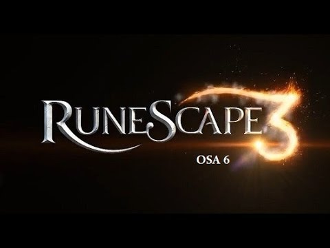 Pelataan RuneScape 3 #6 The World Wakes Quest guide (Finnish)