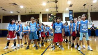 WNBA Camp Song Girls Session Two