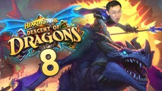 Descent of Dragons Review #8 INSANE SHAMAN CARDS! | Hearthstone