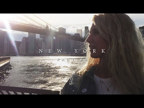 New York Part #4 - Let's check out Wall Street 💸 Manhattan & Brooklyn Bridge Vlog | Shot on iPhone