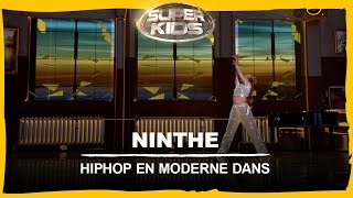 Ninthe danst hiphop en modern! | This Is Me | Superkids