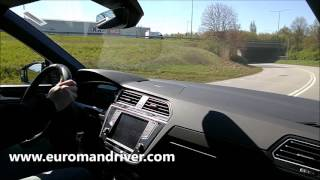 AWESOME Volkswagen TIGUAN 2017 Test Drive Review  With Euroman Driver