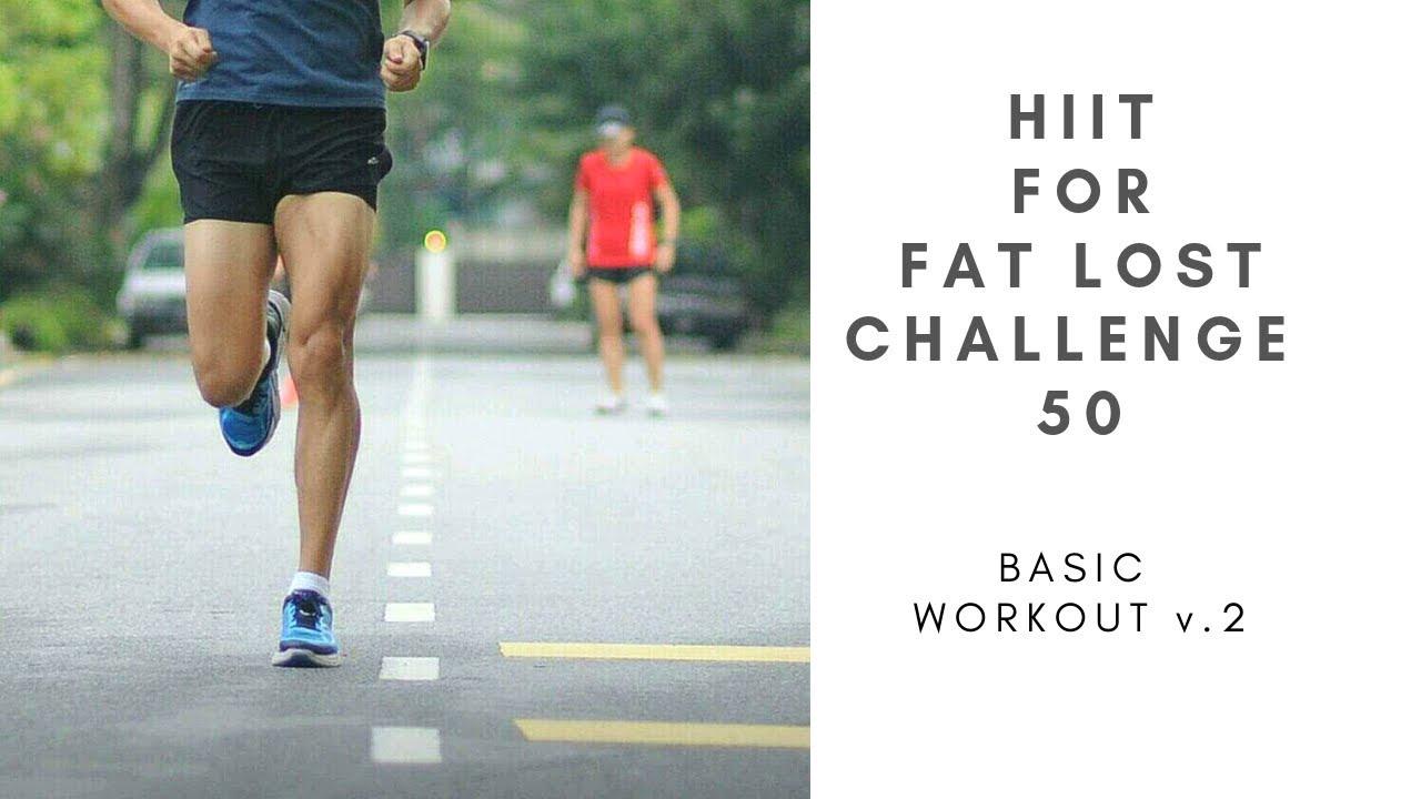 8948e2169d0d1 HRC FAT LOST CHALLENGE 50 BASIC WORKOUT v 2.0 - YouTube